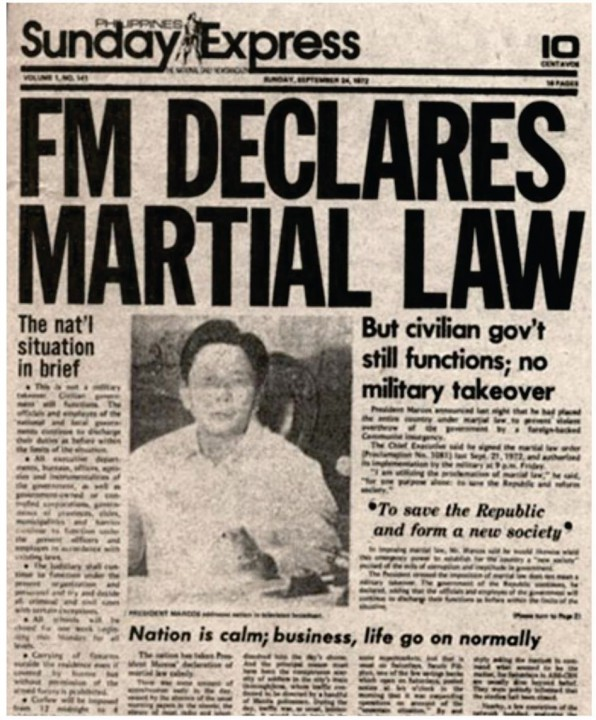 Online Martial Law Museum Aims To Educate The Youth On Philippine History